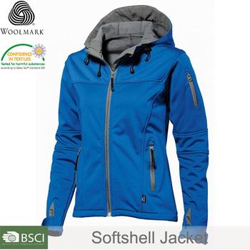 70d76f4f780f Custom Men s Ascender Hooded Softshell Jacket