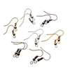 XULIN Copper/iron Dia 0.7-0.8mm Earring Hooks findings for DIY Jewelry Accessories