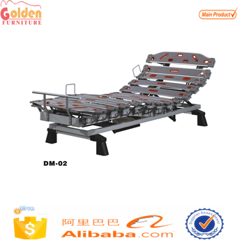 2017 Alibaba Adjustable Bed Frame On Sale Guangdong Supplier Dm 02