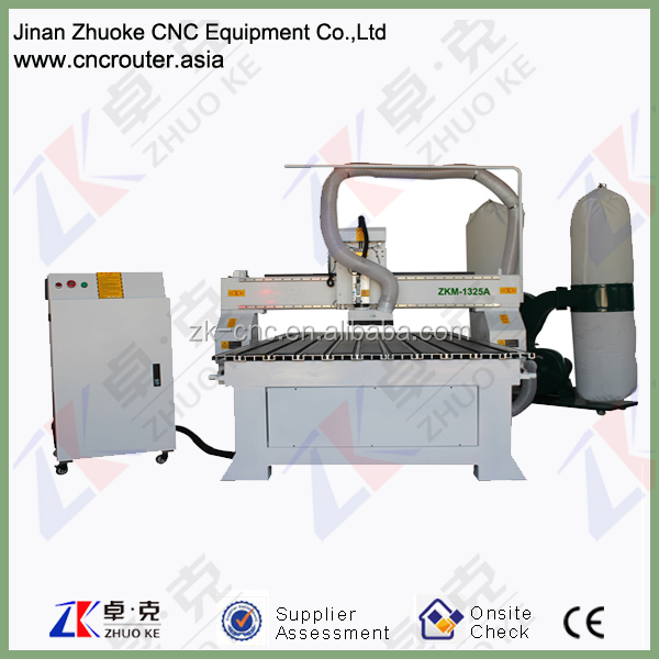 China 3d cnc router machine HSD air cooling spindle wooden toys making equipment