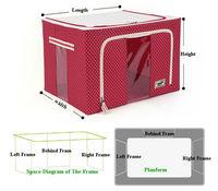 Korean New Design Home storage and Organization /Walmart Storage Box/Wholesale Storage Container