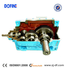 DOFINE B3SH13 reduction gearbox 90 degree bevel helical reducer