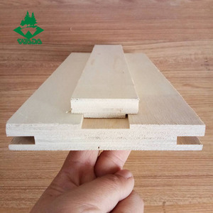 WADA best quality F4S/ E0 wood door jamb frame stop lvl plywood