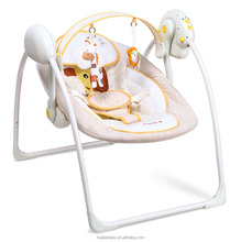 Walking On Animal Electric Riding Mini crib with puppy doll and music