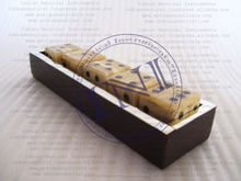 Designer Dice For Gift, Gifting Wooden Dice Game, Wooden Dice In Wooden Tray