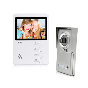 Bcomtech! Easy Install Homemade Video Door Intercom Support Indoor Unlock