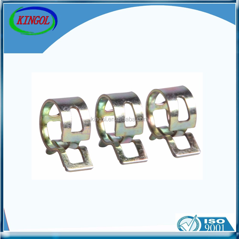 Exelent Steel Wire Spring Clip Fasteners Elaboration - Electrical ...