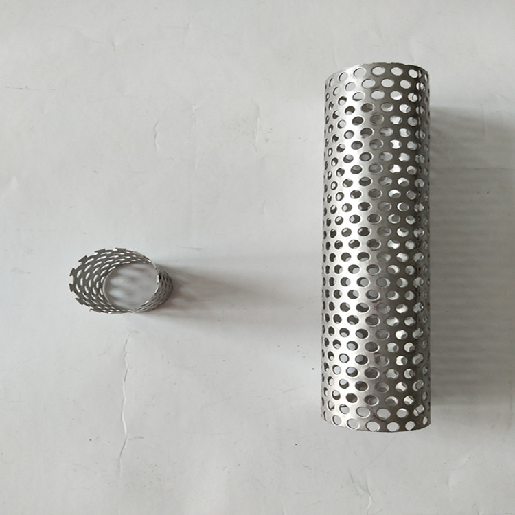 Logam filter tabung/murah filter pipa/stainless steel filter cartridge