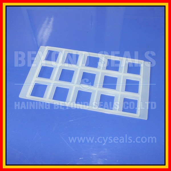 custom designed Silicone Rubber Sealing Sheet