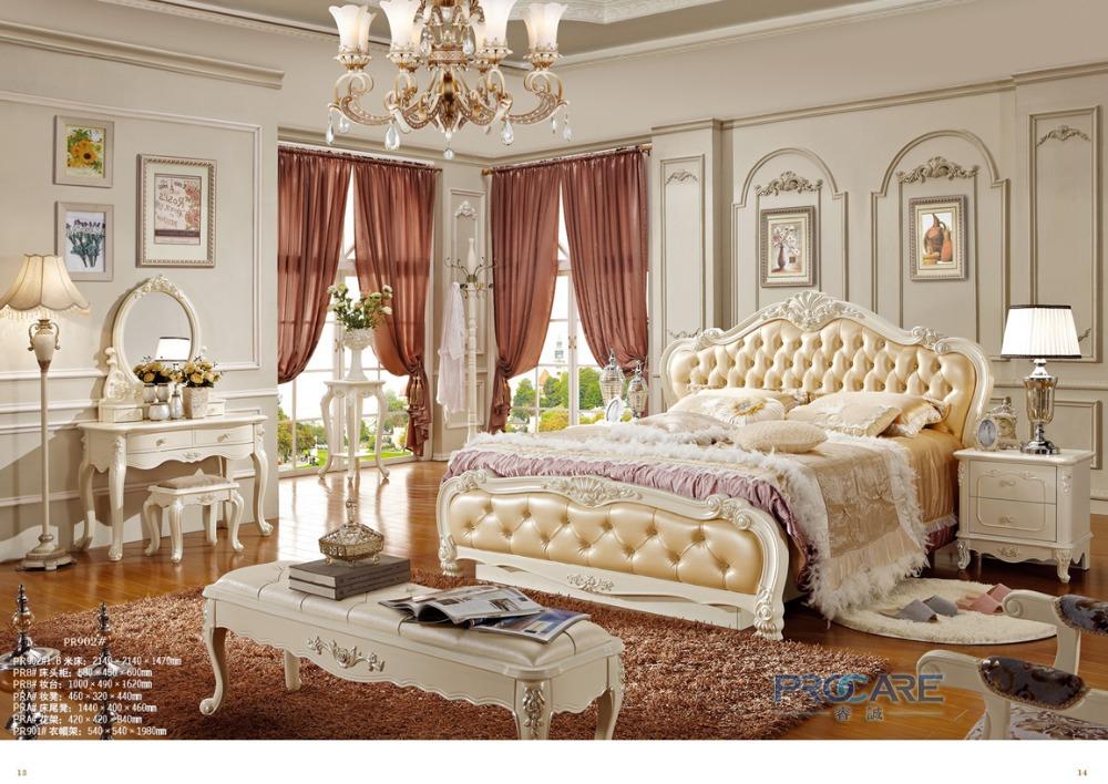 Antique Design For Louis Xv Style Bedroom Furniture Sets