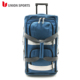 High Quality Durable Polyester Big Trolley Bag Travel Duffle Bag With Wheels