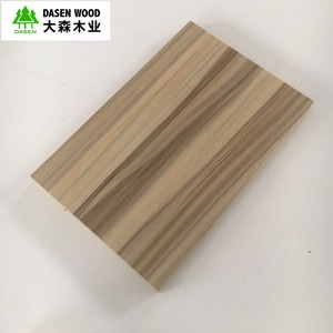 E1 Grade Laminated Melamine Faced MDF Board for Table and Desks