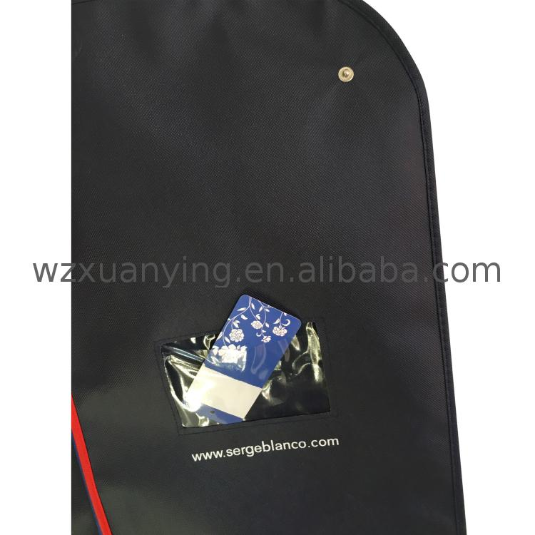 2017 New Garment Bag non woven suit cover wholesale online
