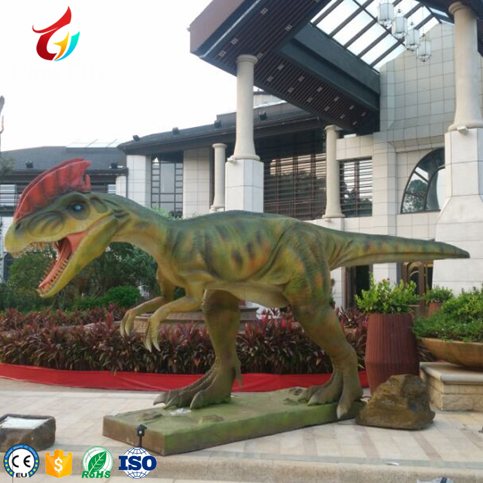 Artificial high quality carnival equipment dinosaur for show