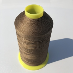 sewing thread of PTFE coated fiberglass sell well in South korea