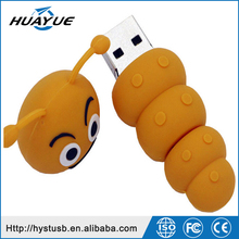 Cheap goods from china Silicone 2in1 usb stick for android phone with otg usb flash drive cute shape usb memory stick wholesale