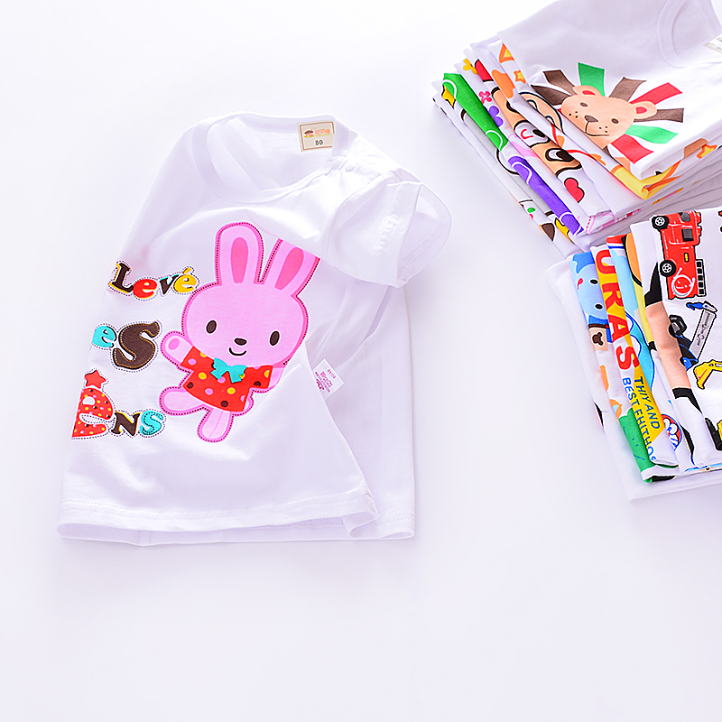 Promotion Cheap Thicker High Quality Blank Cotton Sublimation T shirt