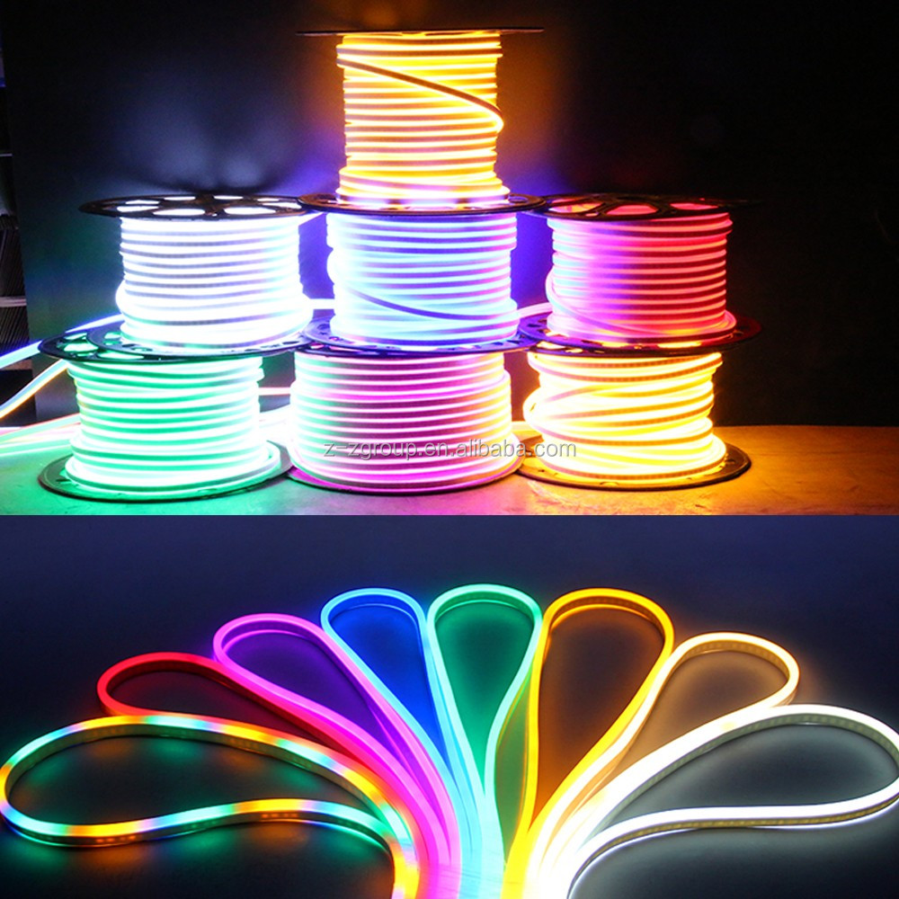 2017 Building Lighting Led Strips 50m/roll 100m/roll - Buy Neon Light  Strip,Smd5050 Smd 3014 Strip,Led Rigid Bar Flexible Light Strip Product on