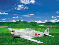Flying toy nitro plane FW-190 F035 r/c airplane