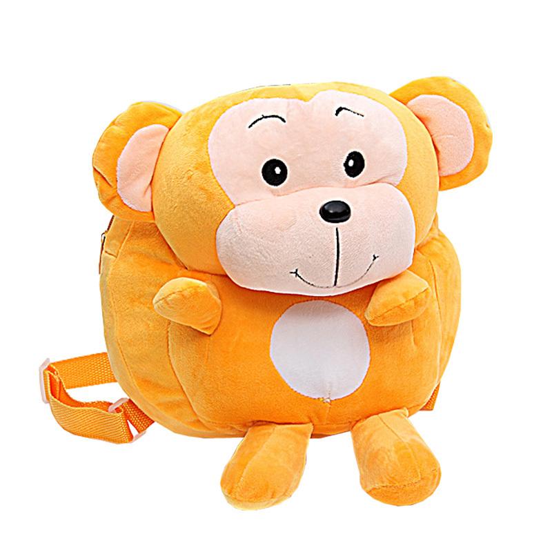 1e2fe0d29e9a Get Quotations · Cartoon cute monkey minion backpack kids cartable enfant  character boy bambini zaino bear toddler backpack schoolbag