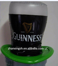 PVC Inflatable hat with EN71 approval