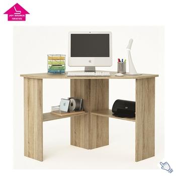 Modern MDF Wood Corner Cheap Price Smart Computer Desk