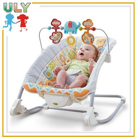 Deluxe silla sillas para beb beb vibraci n divertido for Silla bebe 6 meses