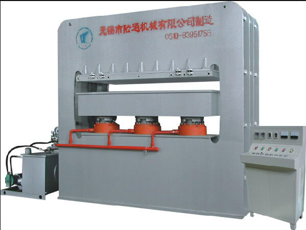 efficient hot press woodwoking machine hydraulic press machine woodworking(900T-3200)