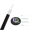 EXW Price 2~12 Core Two FRP Strength Member GYFXTY Outdoor Arial Fiber Optical Cable