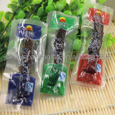 High barrier food vacuum pouches