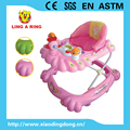 baby walker new models with lovely phinex face and music and light cheap baby walker 2017 new products