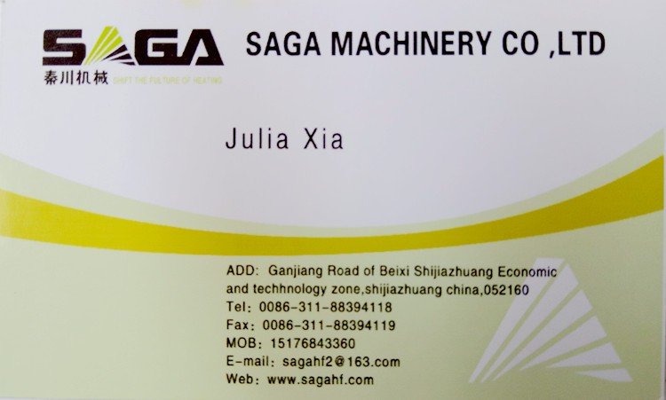 Radio Frequentie Houten Multiplex Buigen Machine YX80-SA