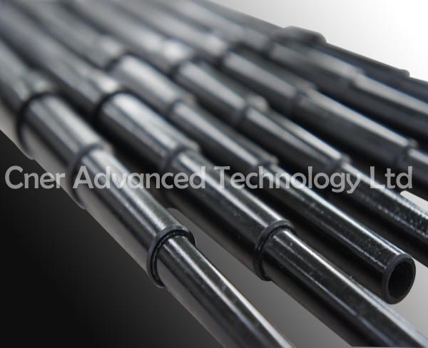 Hmcf karat carbon fibre teleskop fensterreinigung wasser