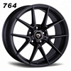 REP:764, New design alloy wheels,high quality wheels,car rims for M4,M3,M5,M7,Model No.64,Matt black