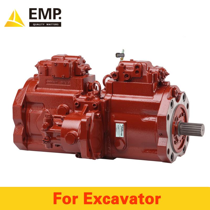 Завод гидравлических части основного насоса поршневой насос K3V112 K3V K5V K7V для экскаватор