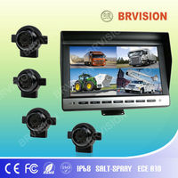 BRvision front rear view car camera with 1/3