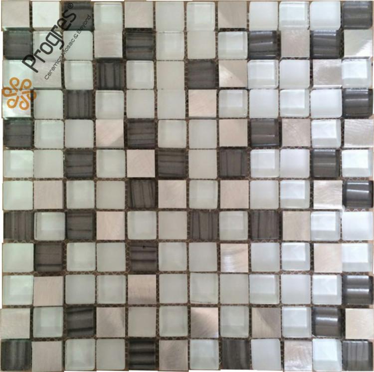 Glass Mosaic Natural Mosaic Diamond Crystal Glass Mosaic Tile Rhombus Backsplash Sell All Over The World Buy Glass Mosaic Renovation Bathroom