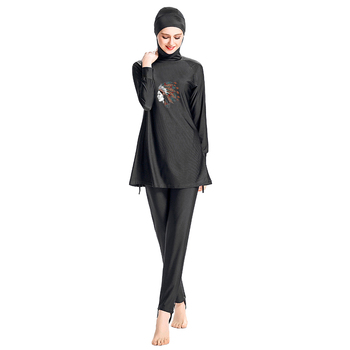Zakiyyah L098-RT latest ladies swimsuit sport islamic clothing indian fashionable muslim women dress pictures