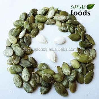 are raw pumpkin seeds edible