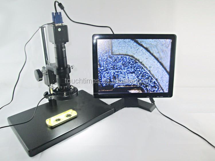 En iyi fiyat video dijital mikroskop büyüteç cep telefonu anakart