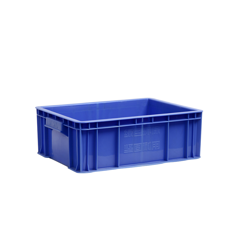Turnover Box Folding Hole Lid And Handle Pp Metal Seagrass Storage Basket <strong>Plastic</strong>