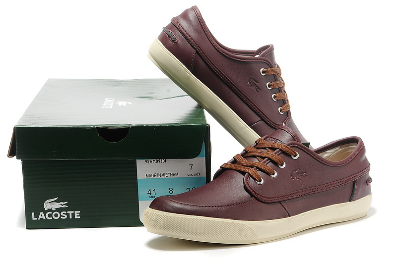 9edb5a2f1 Get Quotations · Wholesale2015 New Styles Lacoste Casual Men Shoes