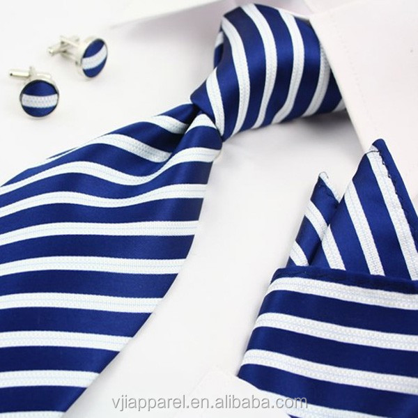 Free Shipping men's polyester ties set