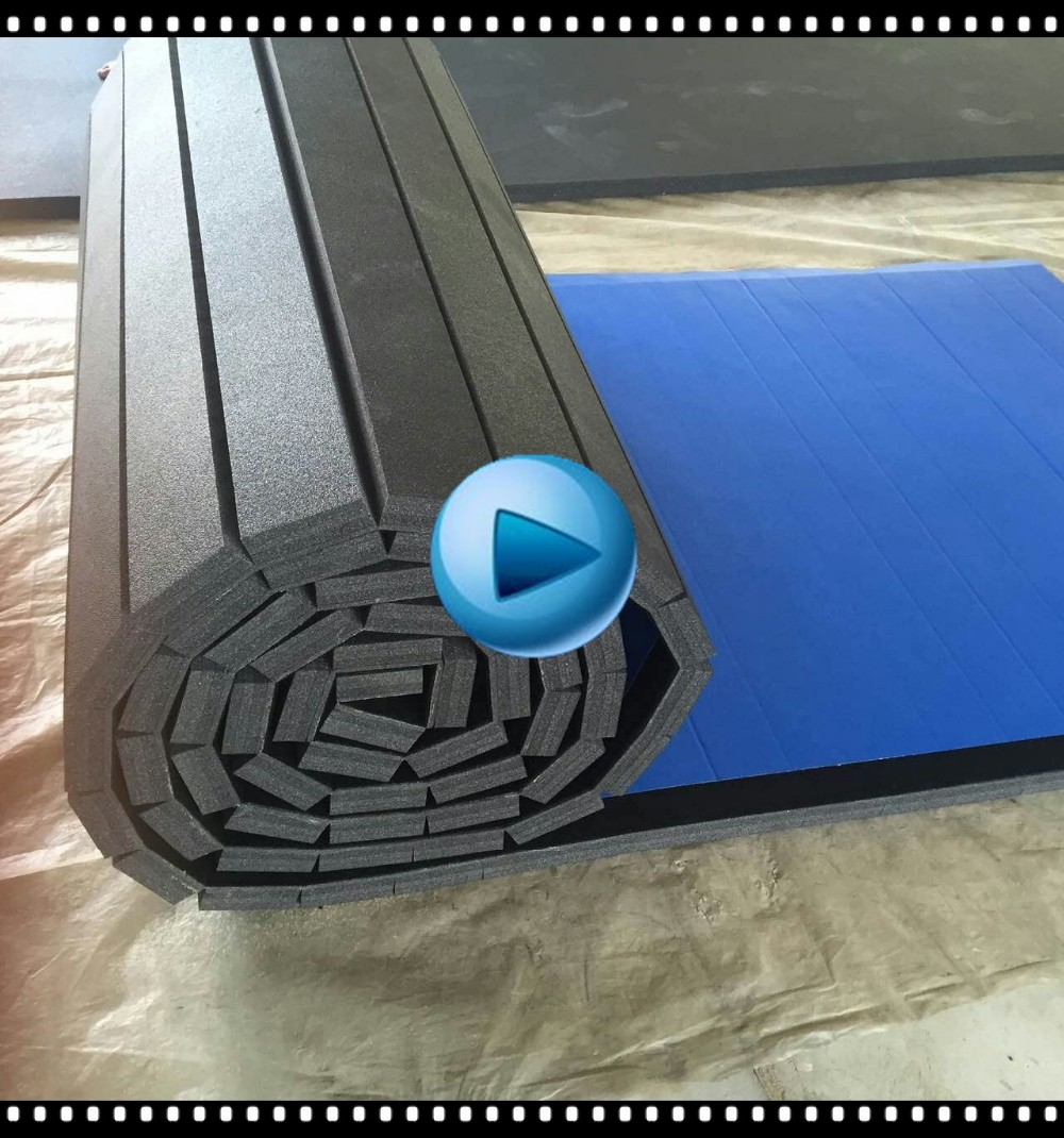 Multifunctional sumo wrestling mat