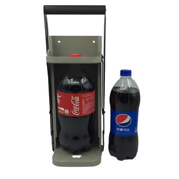 2 5l big bottle crusher tin can plastic drink crusher recycling tool