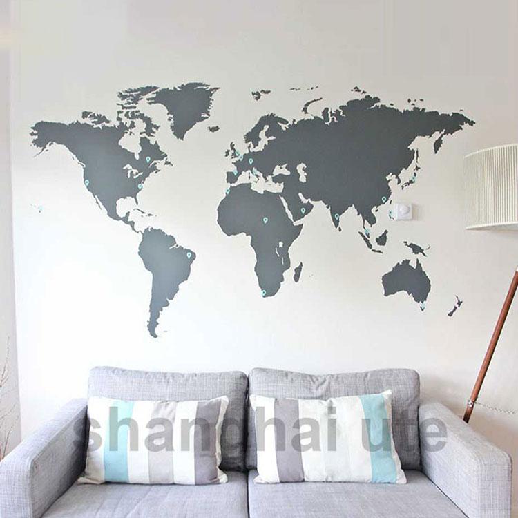 Hoge kwaliteit groothandel muur decoratieve baksteen sticker