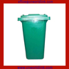 240L High Quality Wheelie Plastic Square Garbage Container