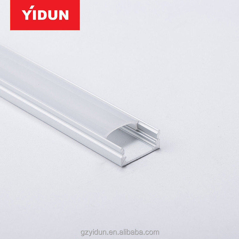 Led extrusion profile led strip street profile