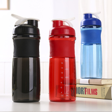 Custom sport plastic shake bottle Protein Shaker Water Bottle