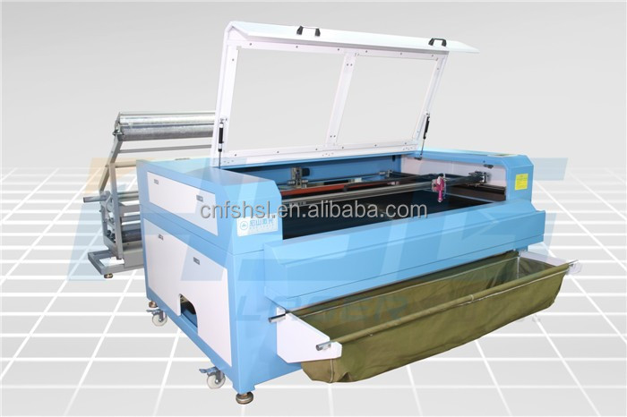 Leather Fabric Laser Cutting Machine Price for Textile Industry